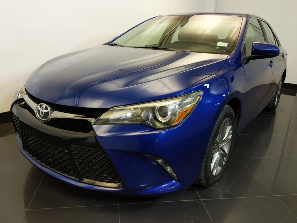 2016 Toyota Camry SE Special Edition - 1060161876