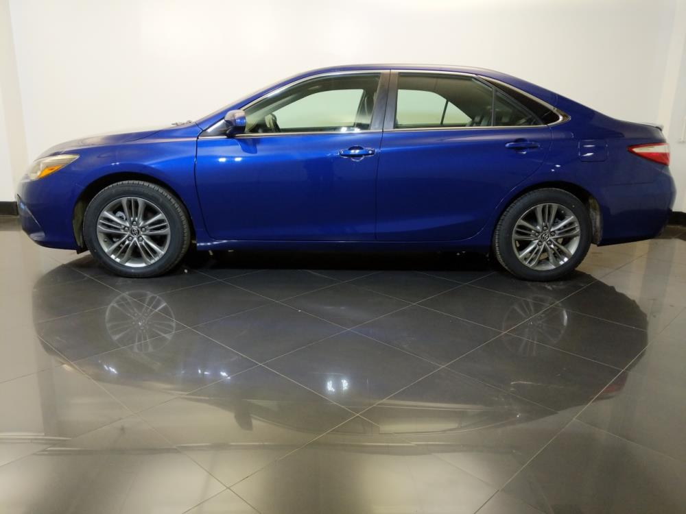 2016 toyota camry se special edition for sale in tampa 1060161876 drivetime. Black Bedroom Furniture Sets. Home Design Ideas