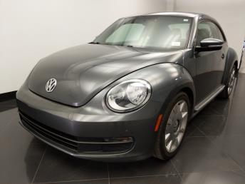 Used 2012 Volkswagen Beetle