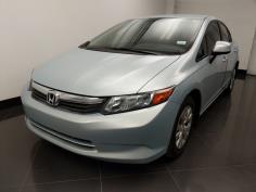 2012 Honda Civic LX