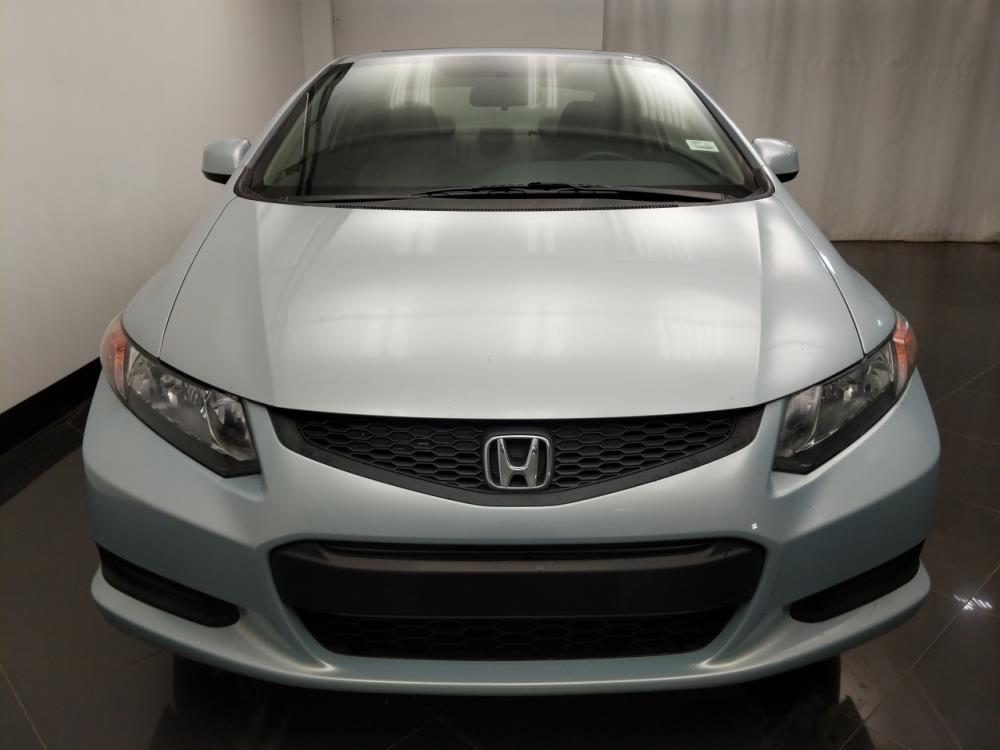 2012 Honda Civic EX - 1060162011