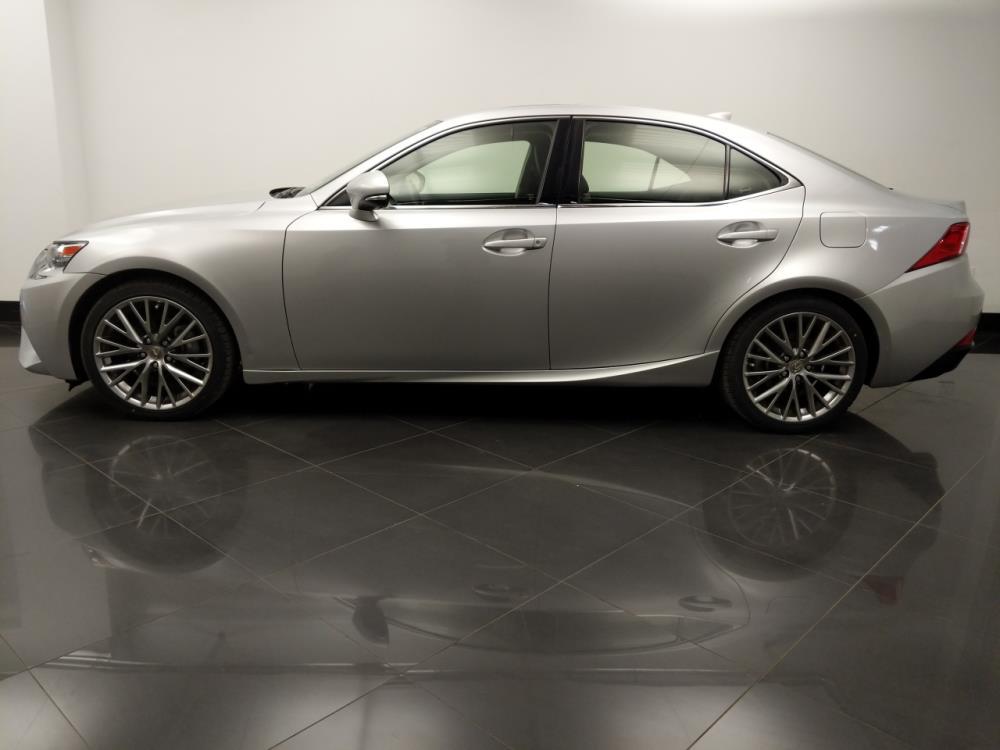 2015 Lexus IS 250  - 1060162066