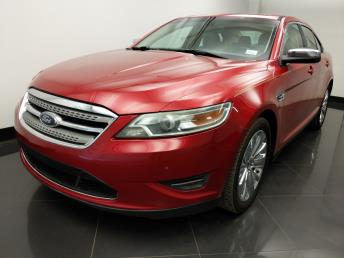 Used 2010 Ford Taurus