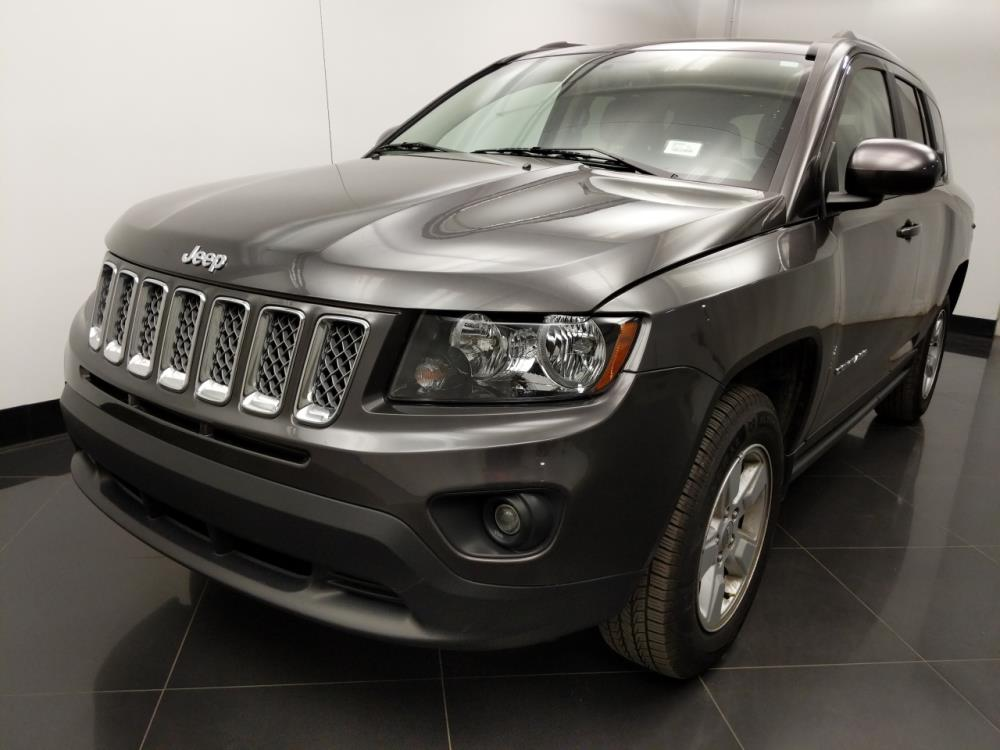 2016 Jeep Compass Latitude - 1060162226