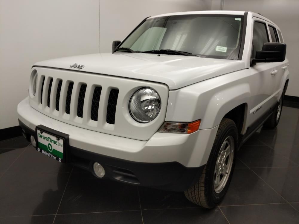 2016 Jeep Patriot Sport - 1060162233