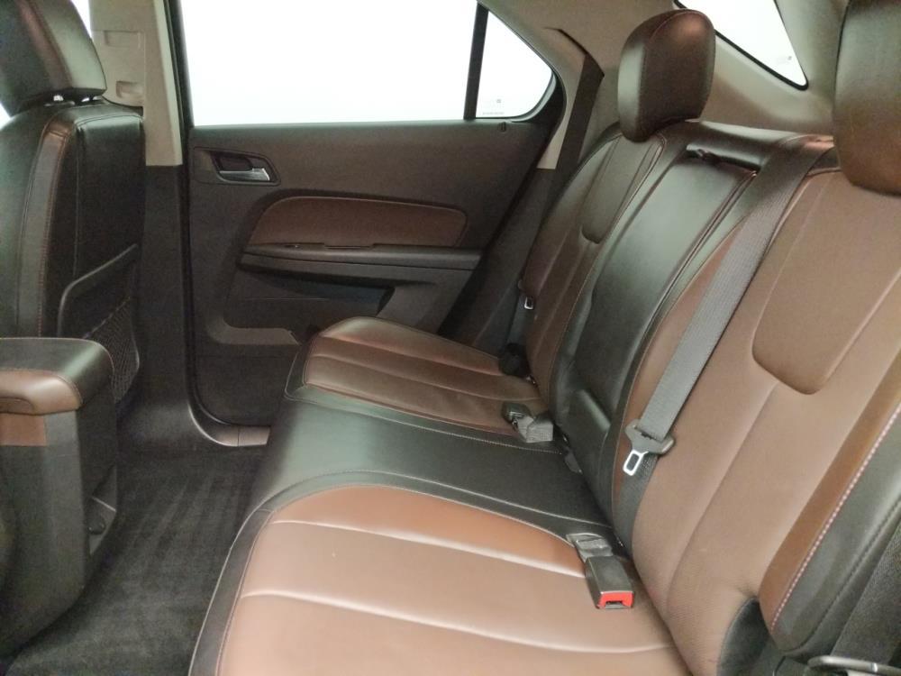 2012 Chevrolet Equinox LTZ - 1060162329