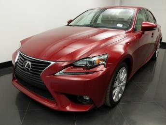 2015 Lexus IS 250  - 1060162381