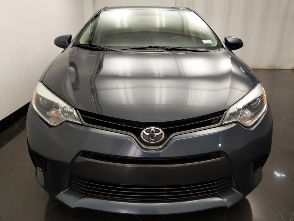 2015 Toyota Corolla LE - 1060162397