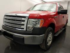 2014 Ford F-150 Super Cab XL 6.5 ft