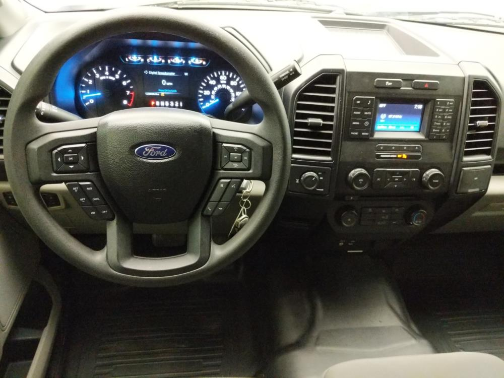 2015 Ford F-150 Super Cab XL 6.5 ft - 1060162523