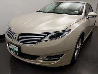 2015 Lincoln MKZ  - 1060162558
