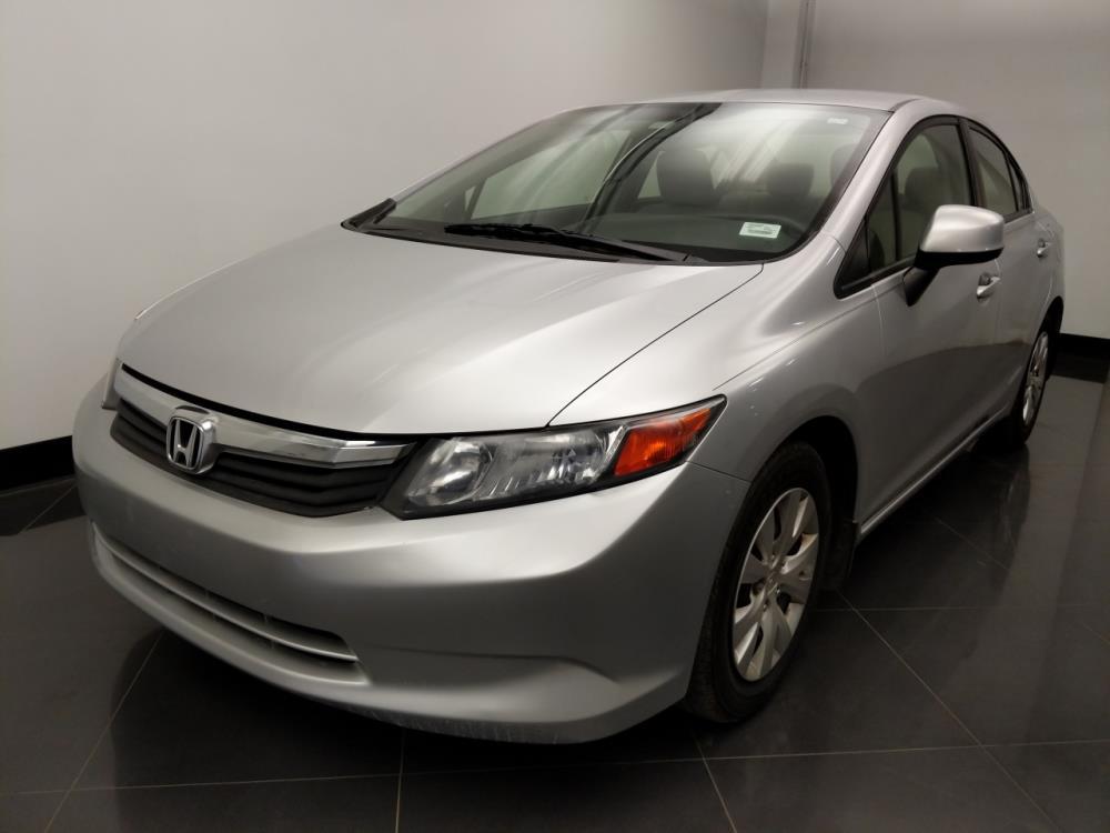 2012 Honda Civic LX - 1060162589