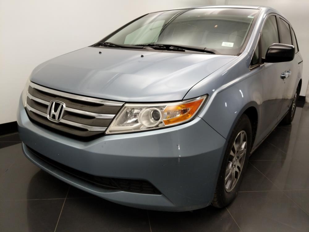 2012 Honda Odyssey EX - 1060162668