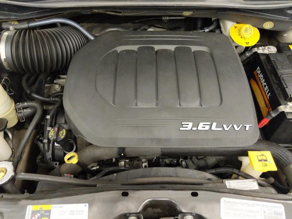 2014 Dodge Grand Caravan SXT - 1060162672