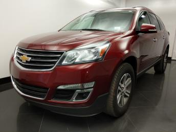 2017 Chevrolet Traverse LT - 1060162681