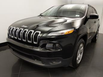 Used 2017 Jeep Cherokee