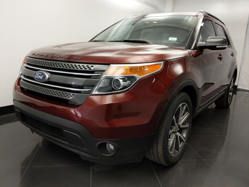 2015 Ford Explorer XLT - 1060162768