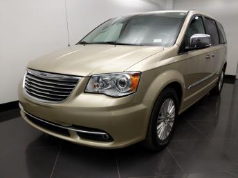 Used 2012 Chrysler Town and Country