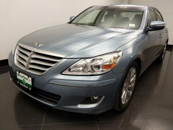 Used 2009 Hyundai Genesis
