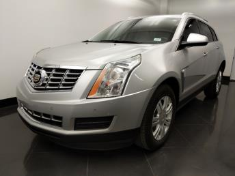 2014 Cadillac SRX Luxury Collection - 1060162855
