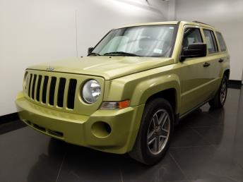 Used 2010 Jeep Patriot