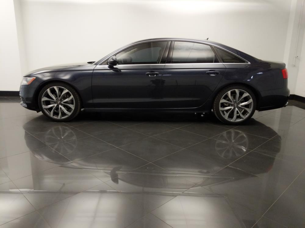 2014 Audi A6 2.0T Premium Plus - 1060162908