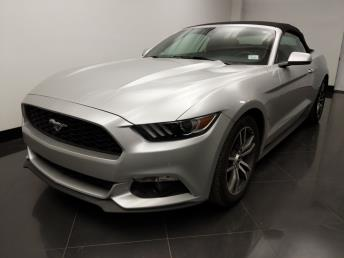 2016 Ford Mustang EcoBoost Premium - 1060163034