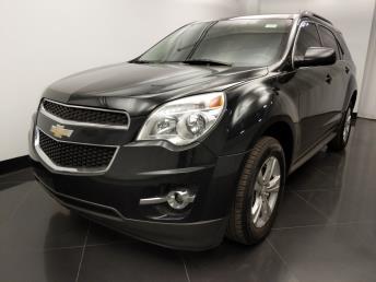 2012 Chevrolet Equinox LT - 1060163061