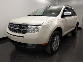 2008 Lincoln MKX  - 1060163225