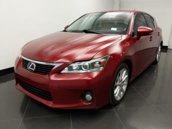 Used 2012 Lexus CT 200h