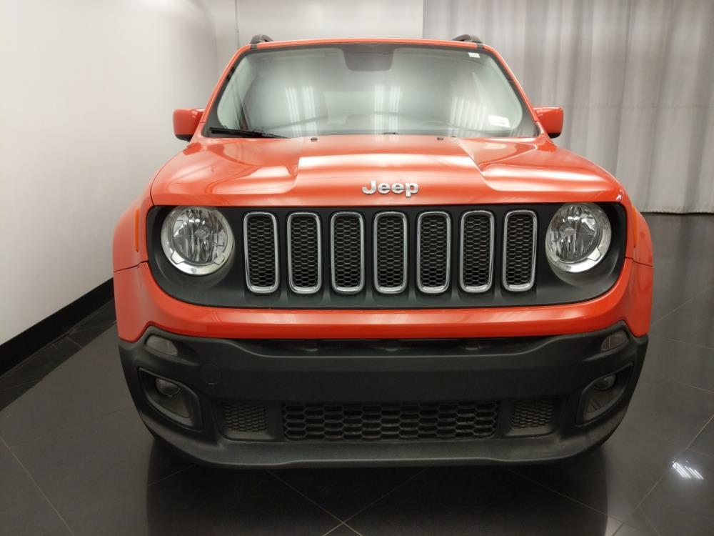 2015 Jeep Renegade Latitude - 1060163340