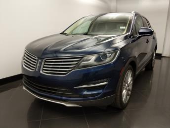 2015 Lincoln MKC  - 1060163368