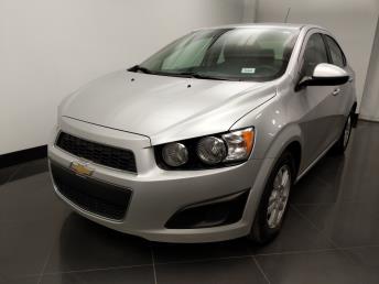 Used 2015 Chevrolet Sonic