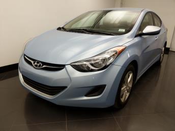 2013 Hyundai Elantra GLS - 1060163542