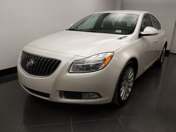 Used 2012 Buick Regal