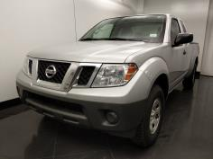 2013 Nissan Frontier King Cab S 6 ft