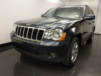 Used 2009 Jeep Grand Cherokee