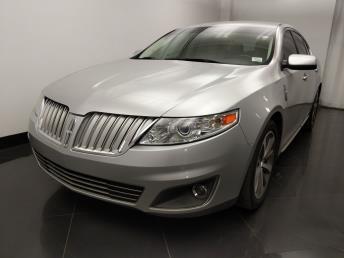 2009 Lincoln MKS  - 1060163809