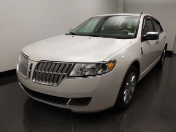 2011 Lincoln MKZ  - 1060163954
