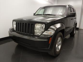 Used 2011 Jeep Liberty