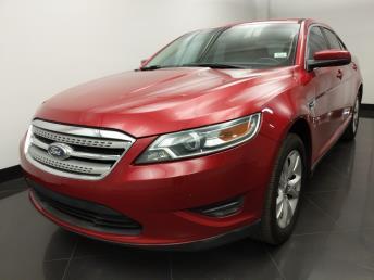 Used 2011 Ford Taurus