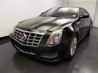 Used 2012 Cadillac CTS
