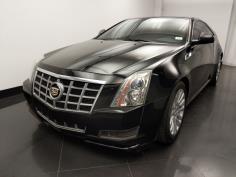 2012 Cadillac CTS 3.6