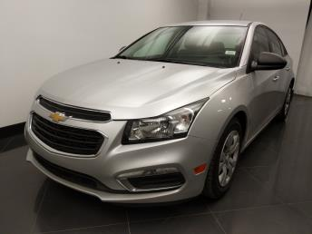 2016 Chevrolet Cruze Limited LS - 1060164045