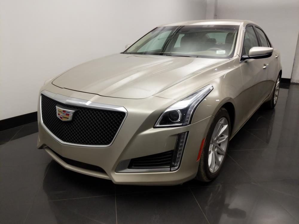 2015 Cadillac CTS 2.0 Luxury Collection for sale in Tampa ...