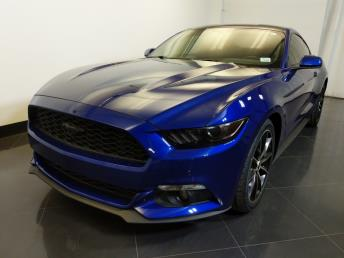 2016 Ford Mustang EcoBoost - 1060164577