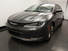 2015 Chrysler 200 200S