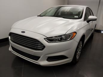 2014 Ford Fusion S - 1060164698