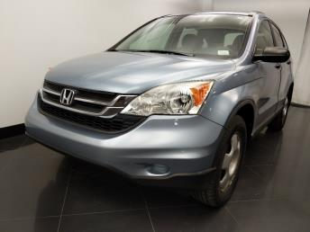 2011 Honda CR-V LX - 1060164703
