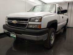 2007 Chevrolet Silverado (Classic) 2500 HD Extended Cab Work Truck 8 ft